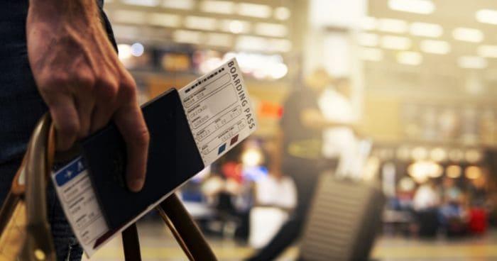 出国検査を終えてから機内に乗るまでに役立つ英語表現