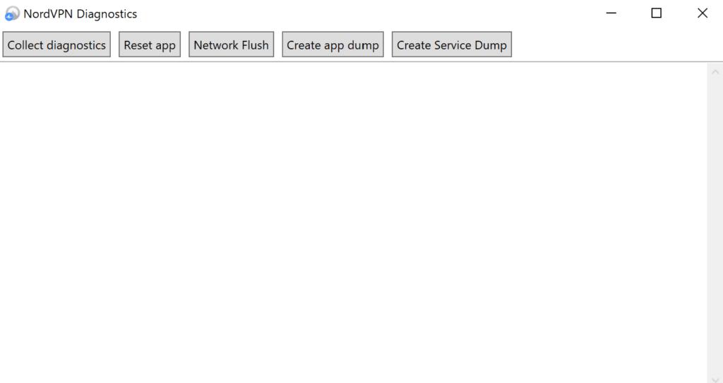 NordVPN使い方:アプリにログインでいない4