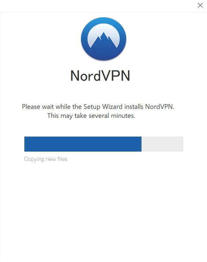 NordVPNの使い方9