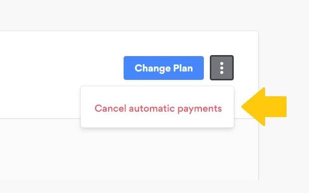 NordVPNの解約方法と返金手順3
