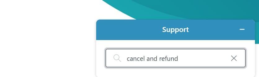 Surfsharkの解約方法と返金手順2