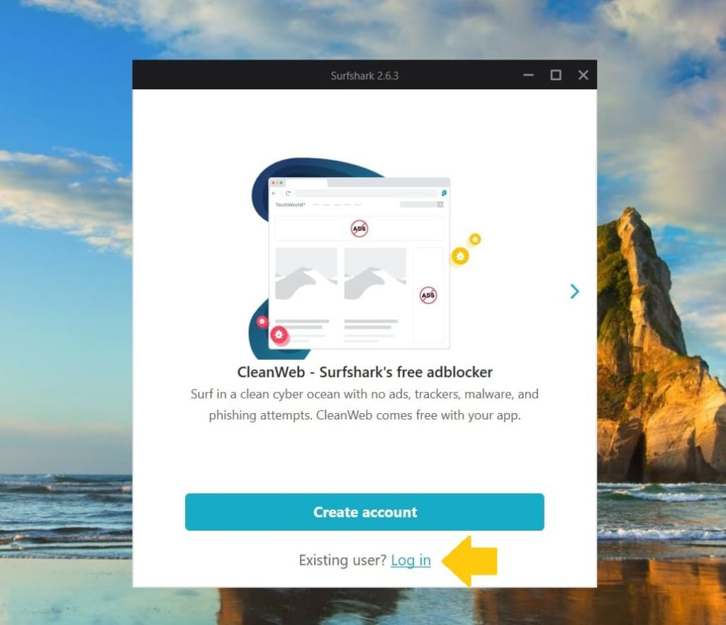Surfsharkの登録・設定手順とアプリの使い方13