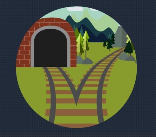 スプリットトンネル