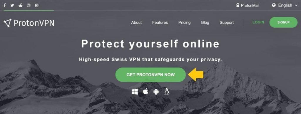 ProtonVPNの使い方(登録手順とアプリのインストール)2