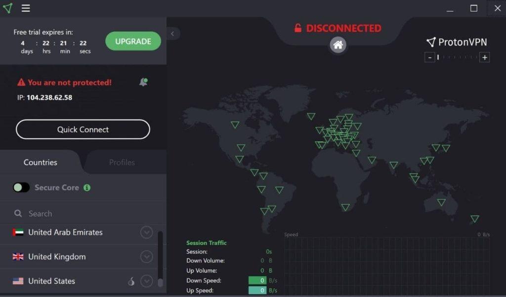 ProtonVPNの使い方(登録手順とアプリのインストール)13