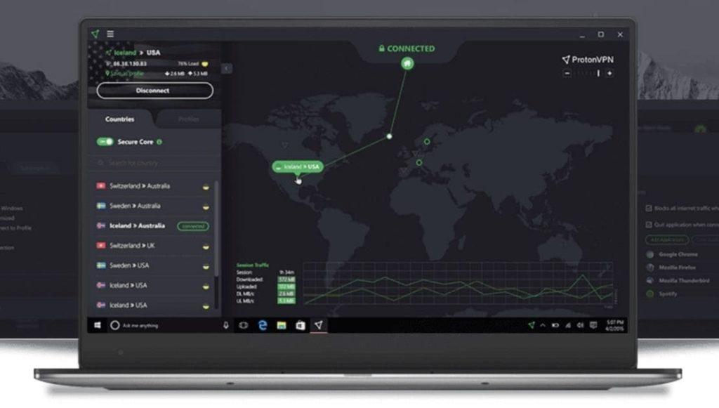 ProtonVPNの使い方(登録手順とアプリのインストール)1