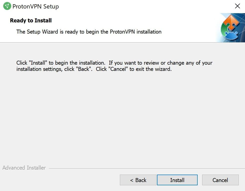 ProtonVPNの使い方(登録手順とアプリのインストール)10
