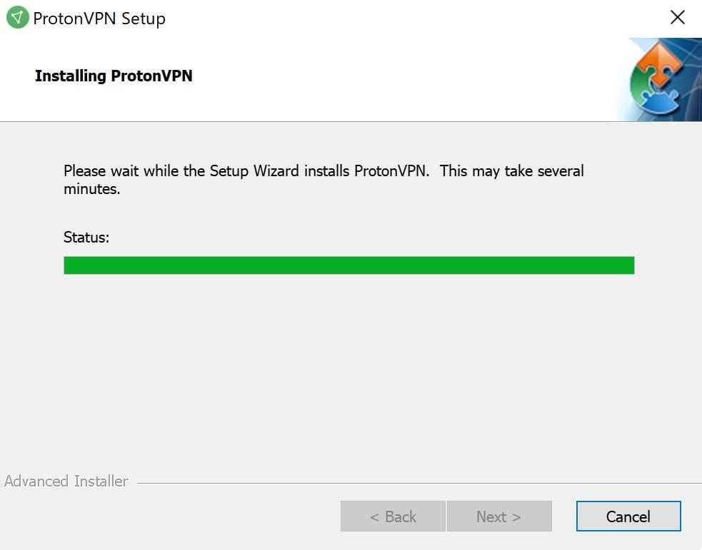 ProtonVPNの使い方(登録手順とアプリのインストール)11