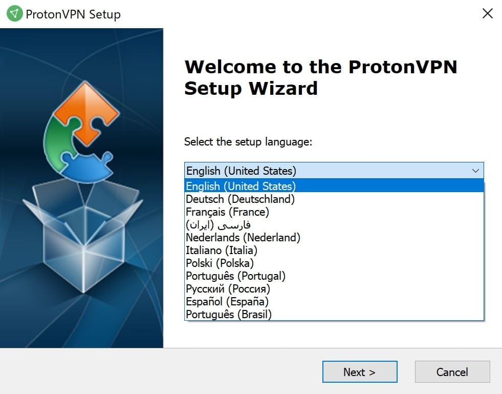 ProtonVPNの使い方(登録手順とアプリのインストール)7
