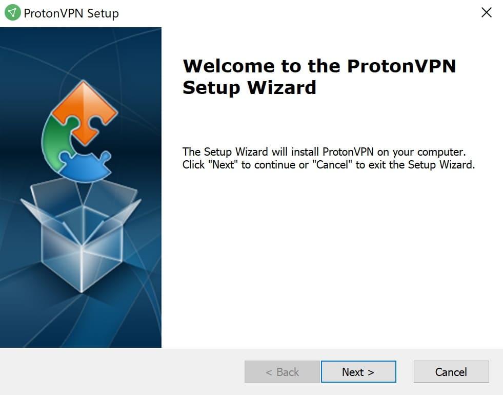ProtonVPNの使い方(登録手順とアプリのインストール)8